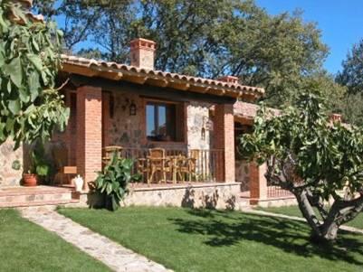Candeleda casa de las flores - Casas rurales en avila baratas ...